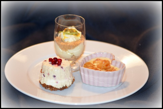 passionsfruktsmousse fyllning tårta